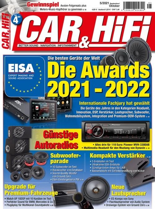 Car-Media Car & HiFi 5/2021 - News, Bild 1