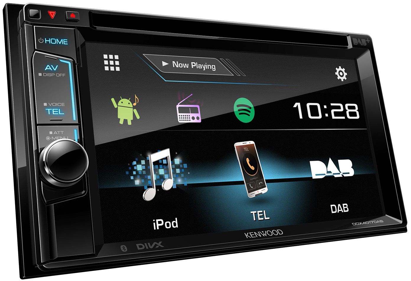 Best Double Din Car Stereo With Navigation