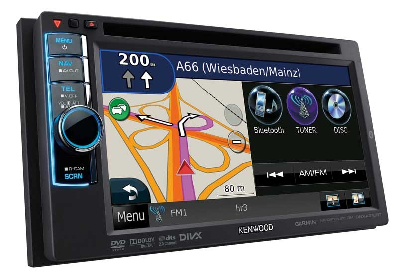 Car-Media Neue Kenwood All-in-One Navigationssysteme - News, Bild 1