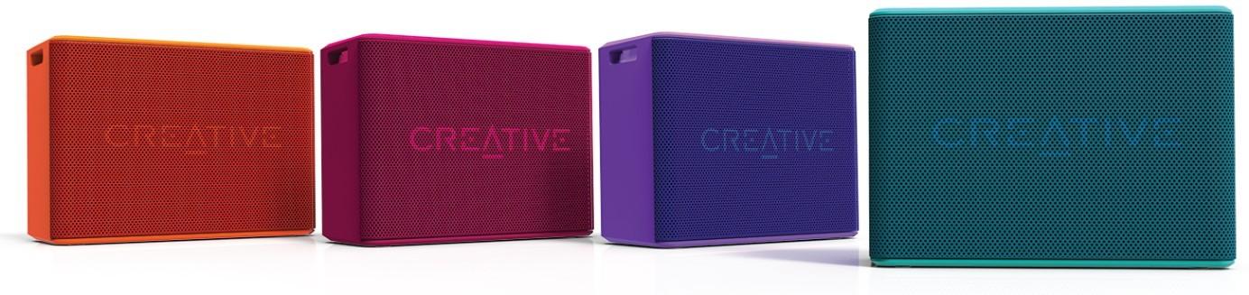 HiFi Orange, Pink, Lila und Türkis: Mehr Farben für Bluetooth-Lautsprecher MUVO 2c - News, Bild 1