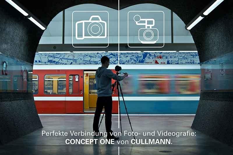 Foto & Cam Eingestellt auf die Ansprüche von morgen: Die innovative CONCEPT ONE Serie von CULLMANN - News, Bild 1