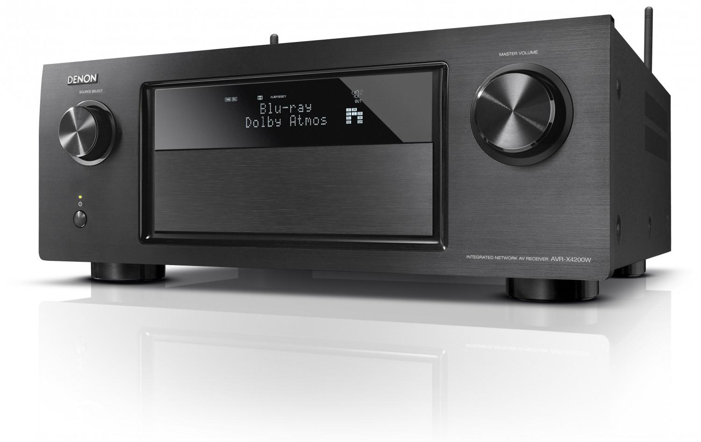 dolby atmos und dts x zwei neue denon av receiver fit. Black Bedroom Furniture Sets. Home Design Ideas