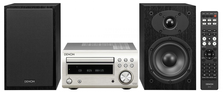 HiFi Mikro-HiFi-System jetzt auch mit Bluetooth: Denon baut seine M-Serie aus - News, Bild 1