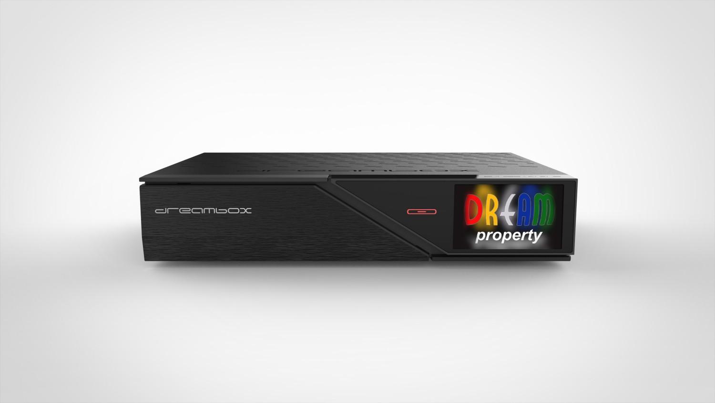 TV DM900 ultraHD: Erste Dreambox für Ultra-HD im Handel  - News, Bild 1