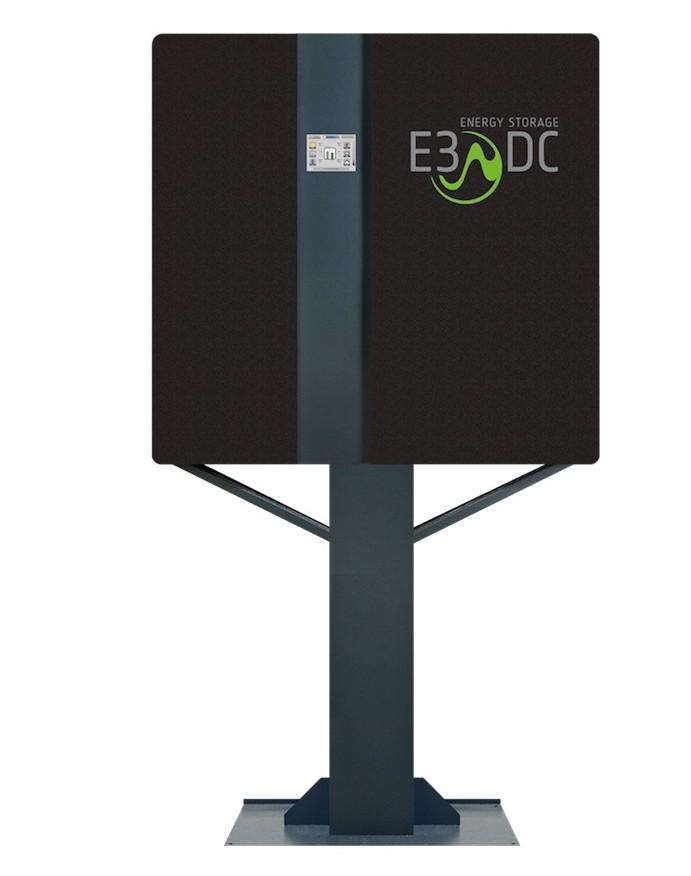 Smart Home Hauskraftwerk mit Speicher von E3/DC: Solarstrom nie mehr verschenken - News, Bild 1