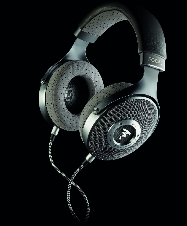 HiFi Focal mit neuem Kopfhörer Clear - Membran aus Aluminium-Magnesium-Legierung - News, Bild 1