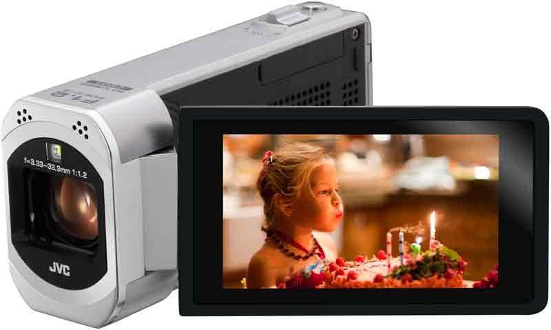 Foto & Cam Neu: Superkompakter Full HD SD-Card Camcorder - News, Bild 1