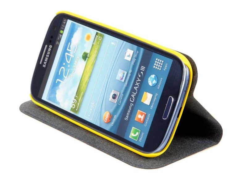 mobile Devices Golla bringt frischen Wind in die Segel des Flaggschiffs Galaxy S4 - News, Bild 1