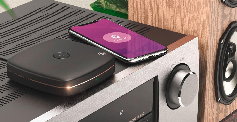 Heimkino Bluetooth, Internet-Radio und Streaming: Hama rüstet alte HiFi-Anlagen nach - News, Bild 1