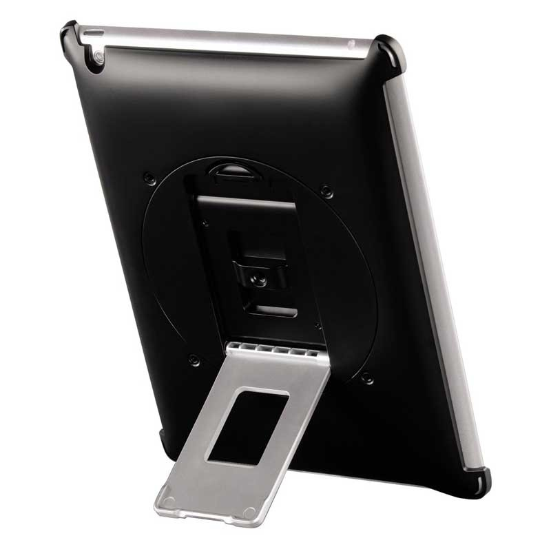 ipad halterung f r wand stativ oder tisch bild 2. Black Bedroom Furniture Sets. Home Design Ideas