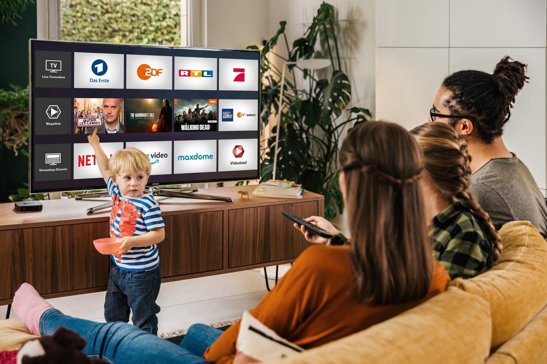Heimkino Ab Mitte November: Neue MagentaTV Box der Telekom mit Mesh-WLAN-Technologie - News, Bild 1