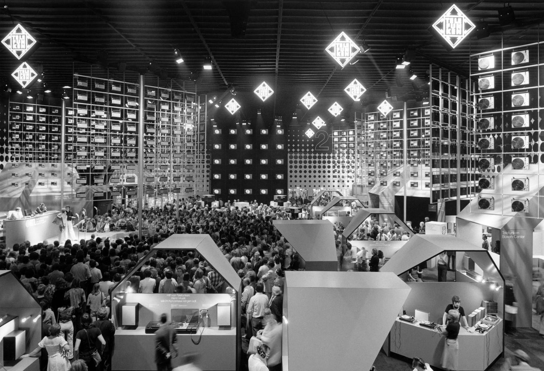 Heimkino Die IFA historisch (1): 1975 - Telefunken präsentiert sich seinen Besuchern pompös - News, Bild 1