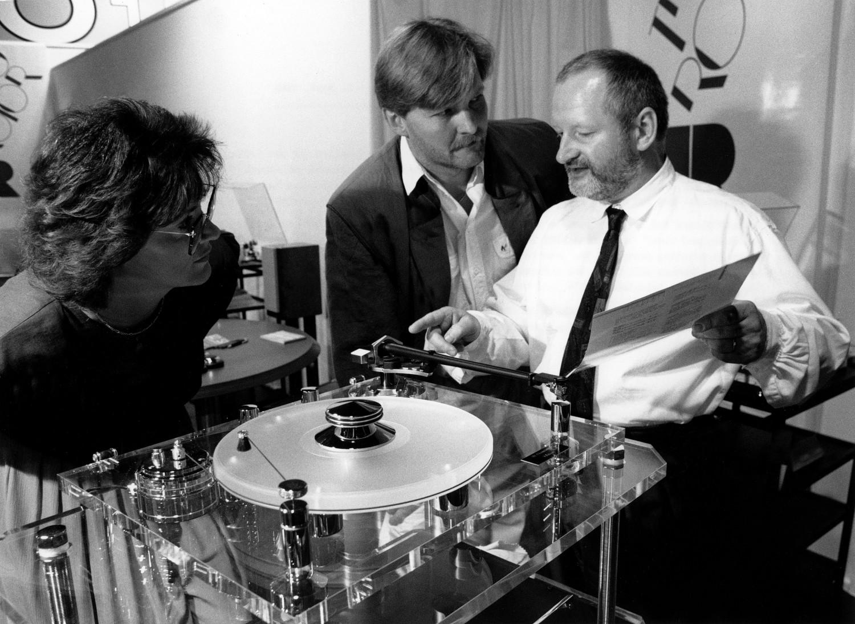 Heimkino Die IFA historisch (19): HiFi-Produkte erstrahlen 1981 in Acrylglas und Chrom - News, Bild 1