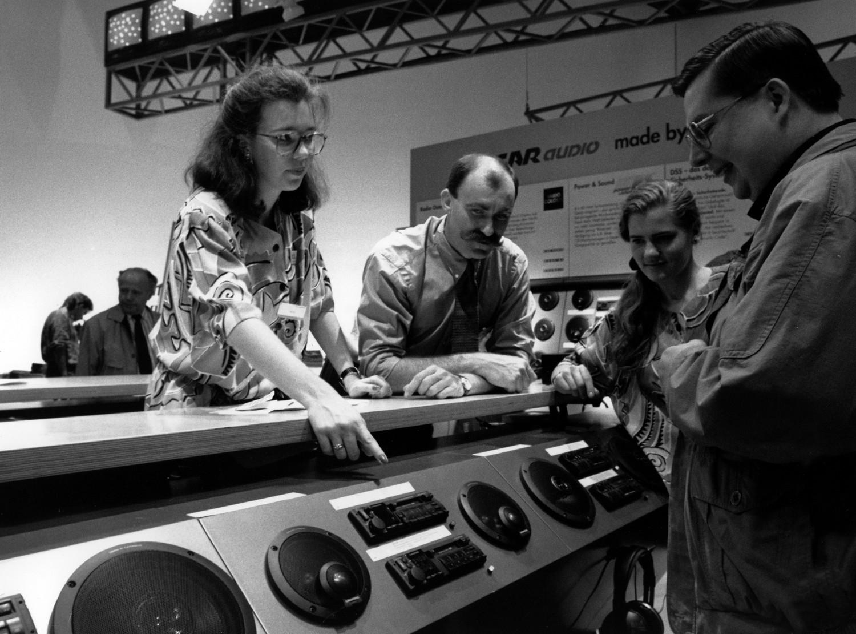 Heimkino Die IFA historisch (20): Grundig sorgt für gute Unterhaltung im Auto - News, Bild 1