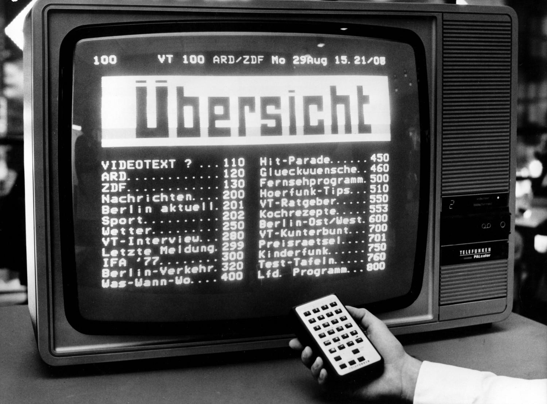 """Heimkino Die IFA in Bildern (6): 1979 heißt das Motto """"Hören, Sehen, Aufzeichnen""""  - News, Bild 1"""