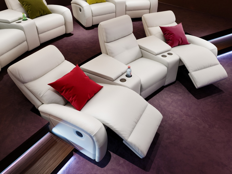 Heimkino Die passenden Möbel für das Heimkino: Sofanella bietet Komfort wie im richtigen Kino - News, Bild 1