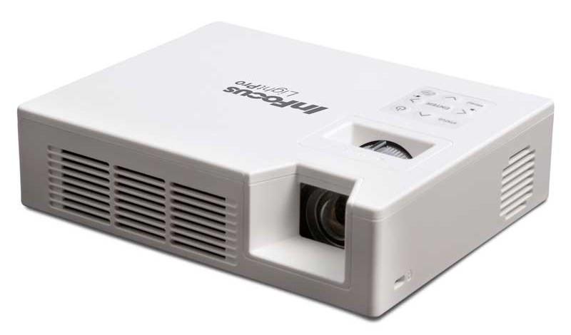 Heimkino Neu: InFocus IN1146 LED-Projektor - News, Bild 1