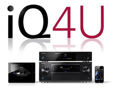 Heimkino Pioneer iQ4U Aktion – kostenloses iPad 2 oder iPod touch - News, Bild 1