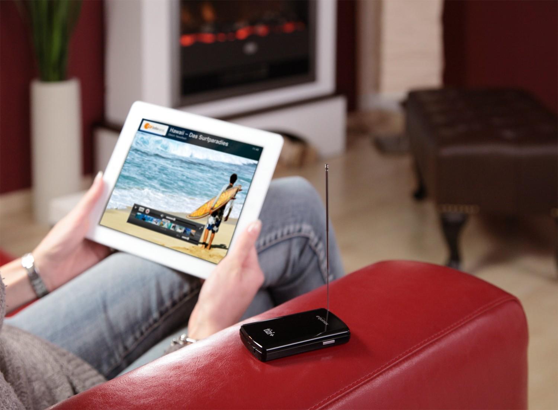 so schauen sie live fernsehen auf tablet und smartphone. Black Bedroom Furniture Sets. Home Design Ideas