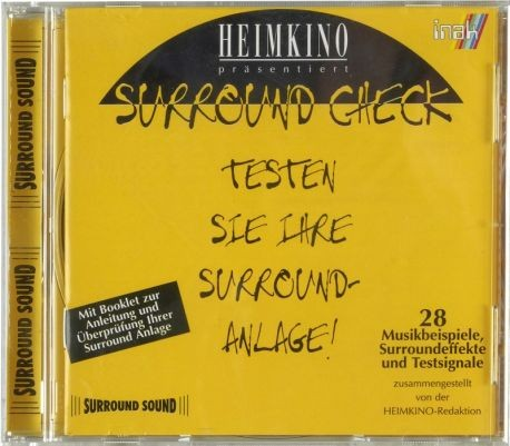 HiFi 8er Super-Set: Klangtest-, Bass- und Soundcheck-CDs - News, Bild 3