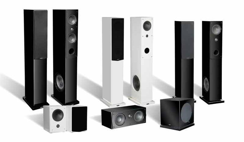 advance acoustic kubik s lautsprecher serie und musik. Black Bedroom Furniture Sets. Home Design Ideas