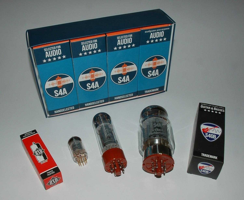 HiFi BTB Elektronik mit drei neuen Marken für den Röhrenmarkt - News, Bild 1