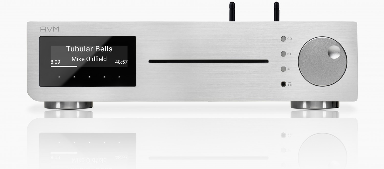 HiFi CS 2.3: Neuer CD-Receiver von AVM mit Bluetooth, AirPlay 2 und 2 x 140 Watt - News, Bild 1