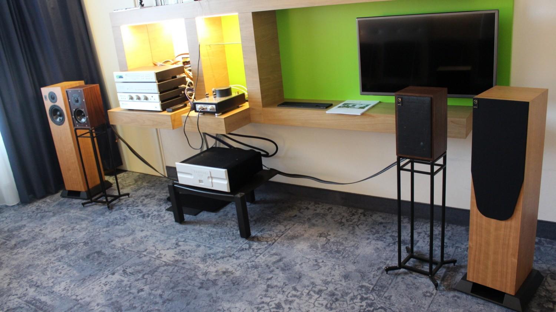 HiFi Hifi Studio in Falkensee lädt zu Hörabenden ein - Zu Besuch auf den Norddeutschen Hifi Tagen - News, Bild 1