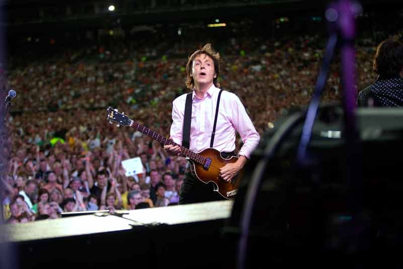 "HiFi Sir Paul McCartney wird Gesicht der JBL ""Hear the Truth"" Kampagne - News, Bild 1"