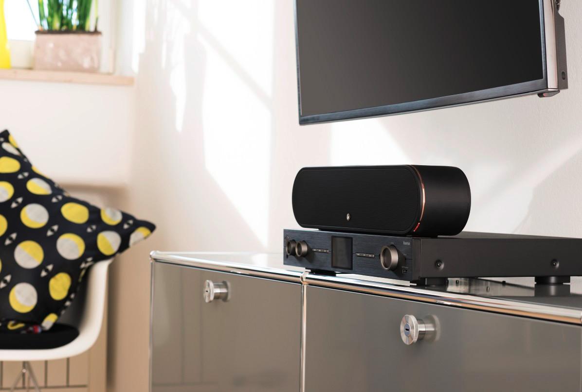 zwei neue hama soundbars mit sprachassistentin alexa und. Black Bedroom Furniture Sets. Home Design Ideas