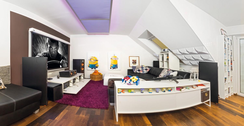 leserkino 9 minion lounge 5 1 wohnzimmerkino im philmpalast bild 1. Black Bedroom Furniture Sets. Home Design Ideas