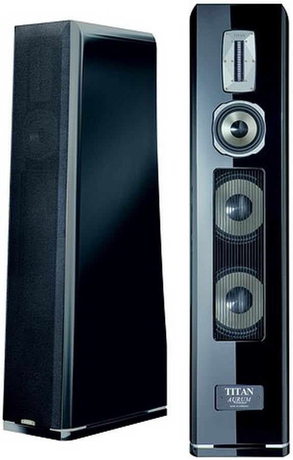 High-End Aurum Titan VIII ... ein Name ein Kult - News, Bild 1
