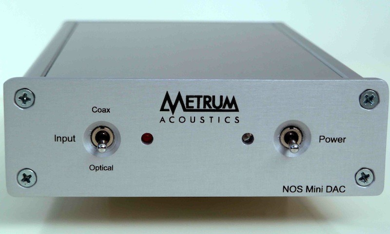 High-End Der Octave NOS Mini DAC von Metrum Acoustics  - News, Bild 1