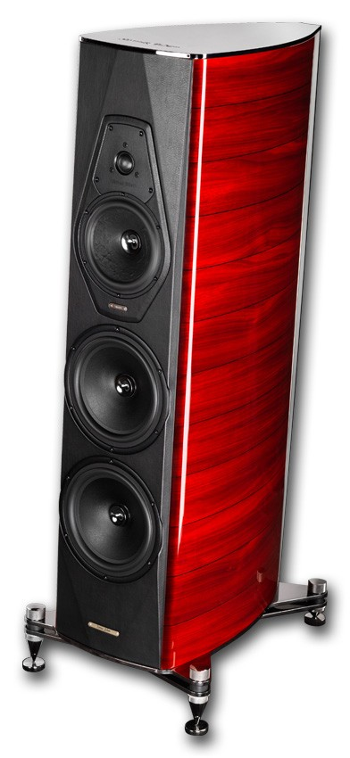 High-End Die neue Sonus faber Amati Futura - News, Bild 1