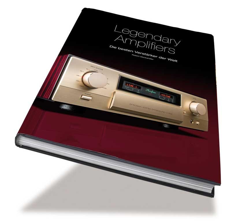 ein buch f r hifi liebhaber legendary amplifiers die. Black Bedroom Furniture Sets. Home Design Ideas