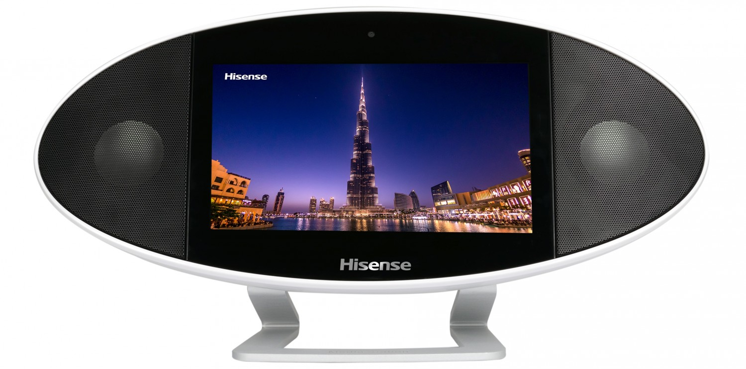 HiFi Hisense-Player mit Touch-Display, Android-Oberfläche, Bluetooth und WLAN - News, Bild 1