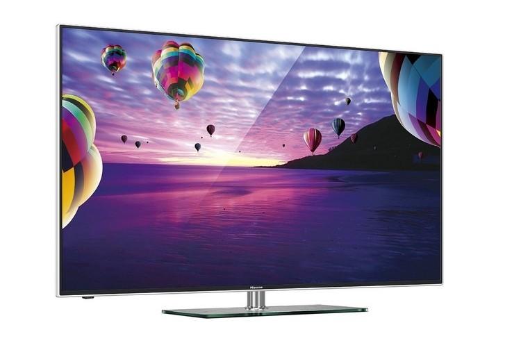 TV CES 2017: Hisense mit 4K- und 8K-Fernsehern sowie UHD-Laserprojektor - News, Bild 1