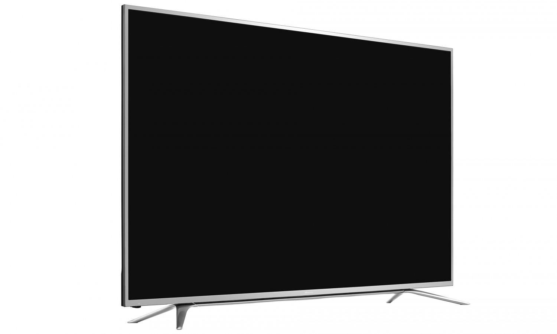 ultra hd und dvb t2 neue hisense fernseher mit 65 und 43 zoll. Black Bedroom Furniture Sets. Home Design Ideas