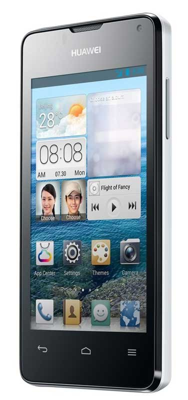 mobile Devices HUAWEI Ascend Y300 – das Handy zum liken - News, Bild 1