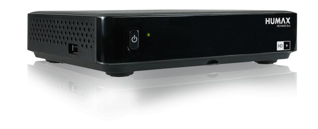 einsteiger receiver f r satelliten tv und hd privatsender von humax bild 1. Black Bedroom Furniture Sets. Home Design Ideas