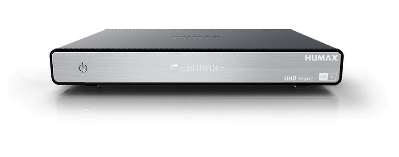 TV UHD-Receiver von Humax kommt in den Handel - SAT-IP, Streaming und Aufnahme - News, Bild 1