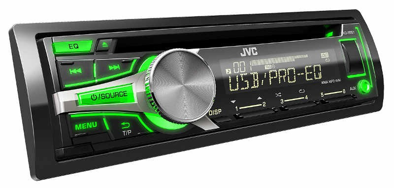 Car-Media Neuer USB/CD-Allround-Receiver von JVC hat alles an Bord - News, Bild 1
