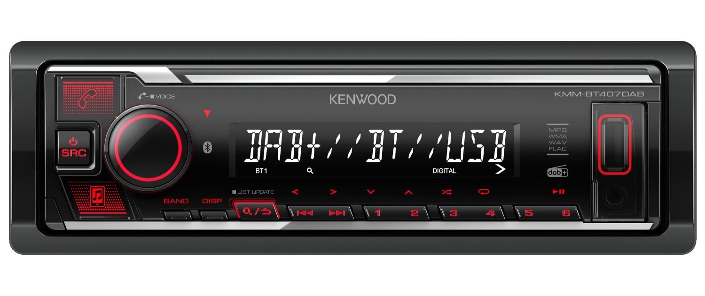Car-Media Kenwood präsentiert vier neue preiswerte DAB+ Autoradios - News, Bild 1