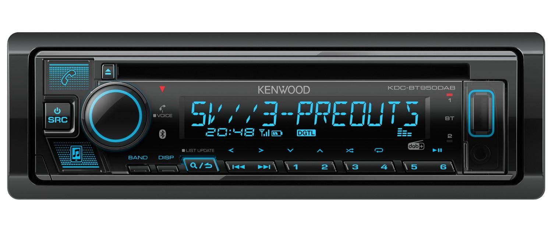 Car-Media Kenwood präsentiert vier neue preiswerte DAB+ Autoradios - News, Bild 2