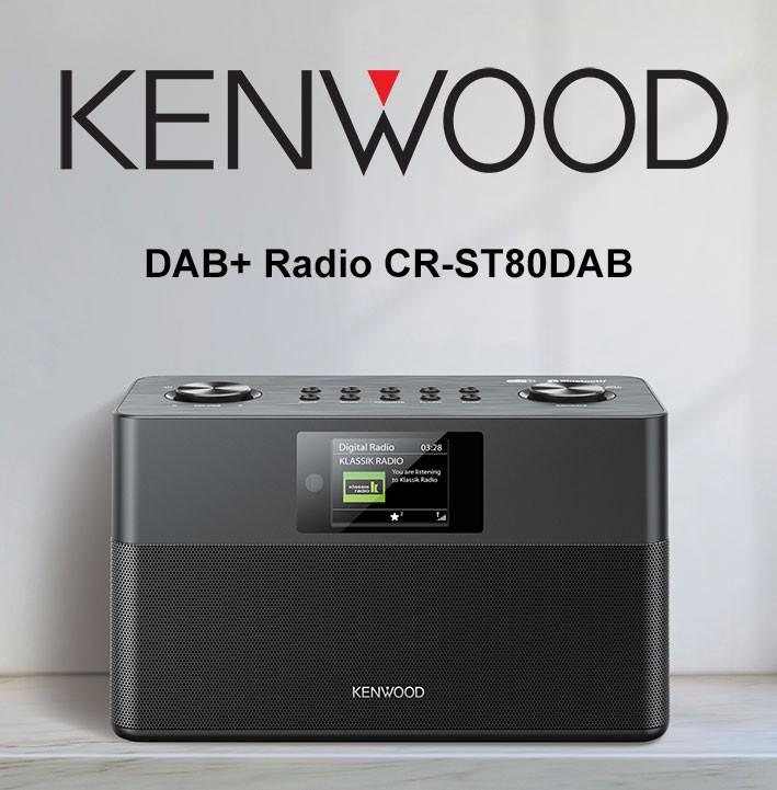 HiFi DAB+-Radio von Kenwood - News, Bild 1
