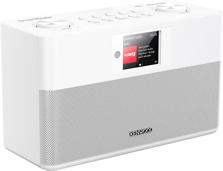 HiFi SmartRadio Kenwood CR-ST100S - News, Bild 2