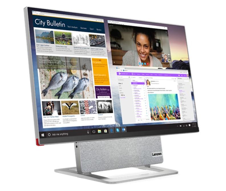 Smart Home Yoga AIO 7 Monitor von Lenovo - News, Bild 1
