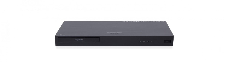 Heimkino CES 2017: Erster UHD-Blu-ray-Player von LG - Dolby Atmos und Dolby Vision - News, Bild 1