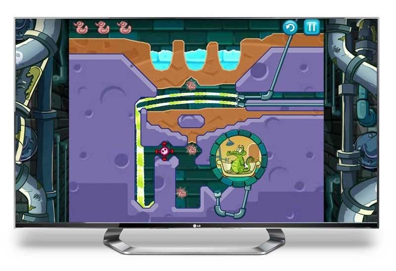 Smart Tv Spiele
