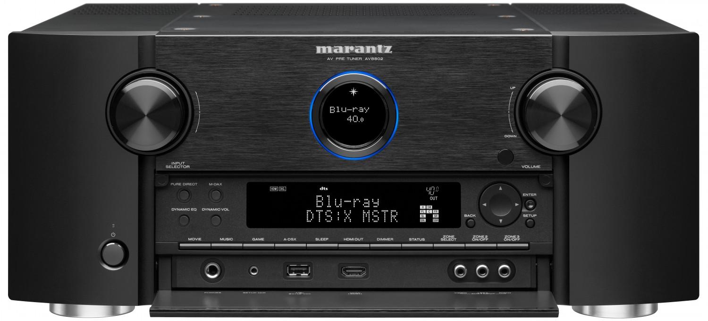 Heimkino Marantz bietet ab sofort Update für neues Soundformat DTS:X an - News, Bild 1